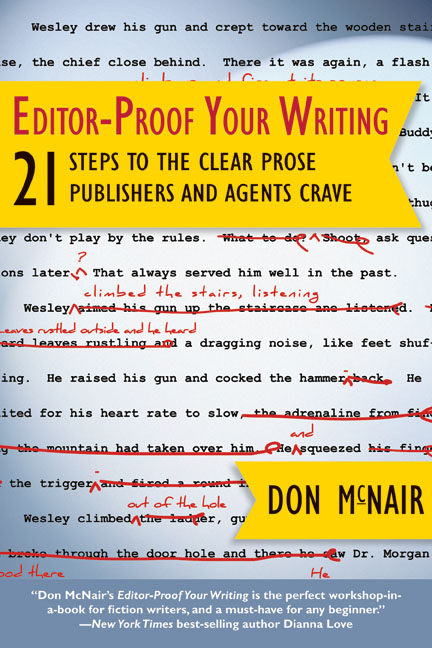 """Editor-Proof Your Writing""  by Don McNair"